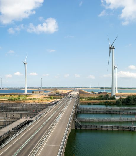 Tholen wil liefst 100 blijven rijden op Philipsdam, maar 80 heeft ook zo zijn voordelen