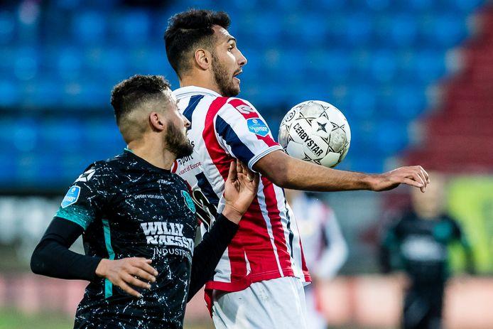 De spanning neemt toe voor Willem II en RKC