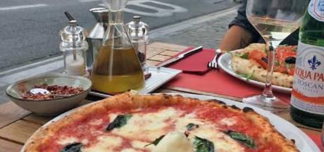 L'une des meilleures (si pas la meilleure) pizza de Bruxelles