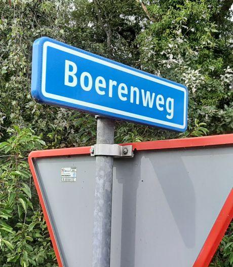 Pas maar op, straks heten boerenweggetjes allemaal Boerenpestlaan, Kippenhokweg en Voedselweg