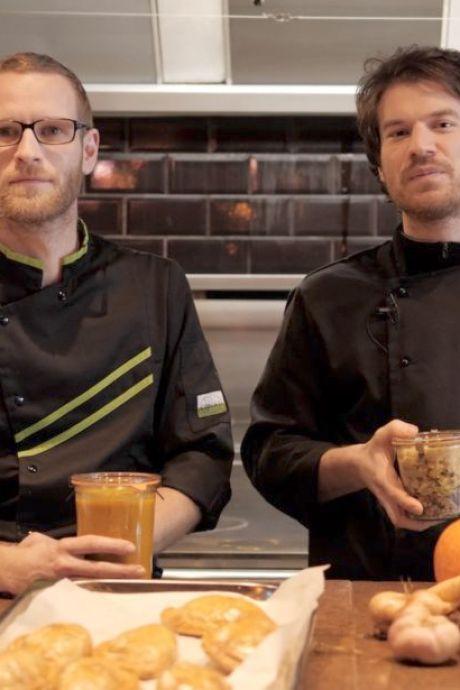 Une cuisine coopérative à Liège pour qu'aucun légume, aucun fruit, ne finisse à la poubelle