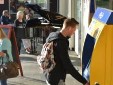 Meer treinreizigers op NS-stations in Rivierenland