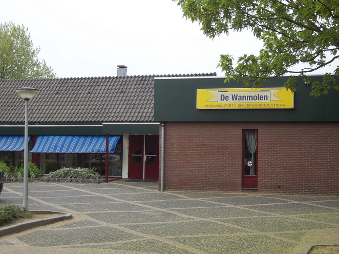 Zalencentrum De Wanmolen.