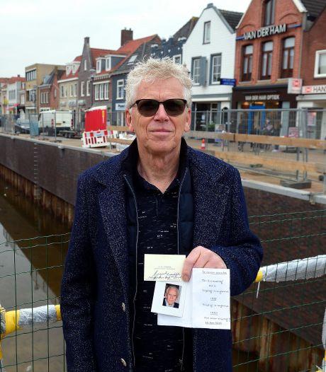 Mathieu viel in de haven van Zevenbergen en werd gered door een oplettende schilder