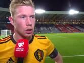 """De Bruyne: """"Ik deed gewoon mijn job"""""""