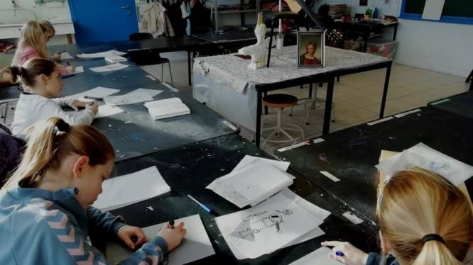 Kunstacademie in Berlare breidt uit met muzieklab en woordatelier