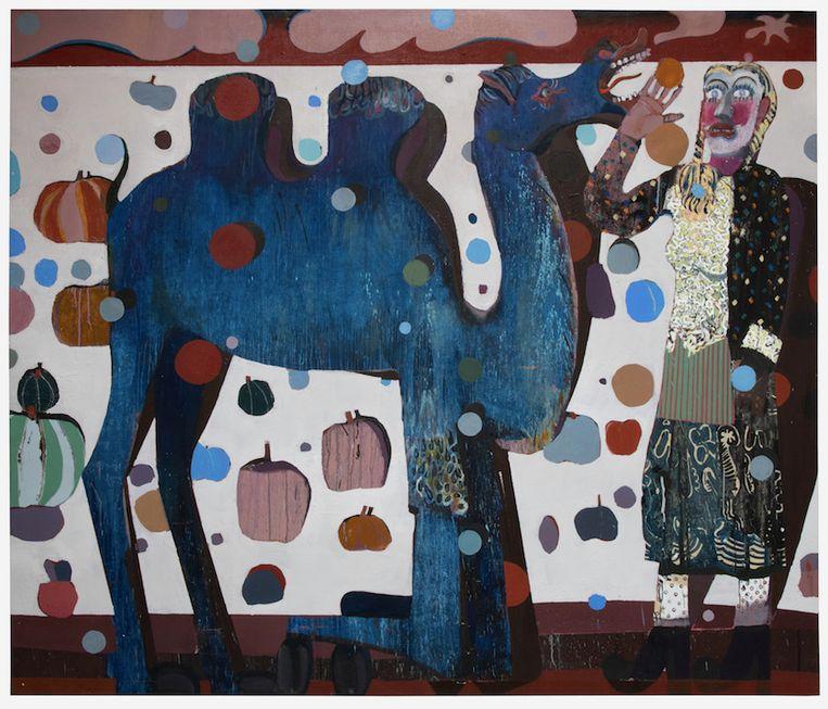 Pieter Jennes, 'How Many Camels?' (2020), Gallery Sofie Van de Velde Beeld GalleryViewer