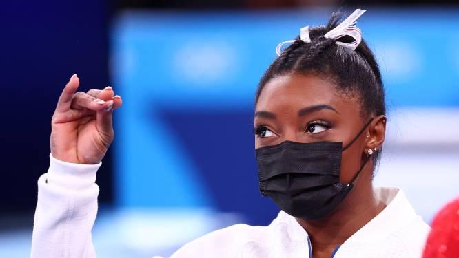 Openhartige turnkampioene Biles oogst lof: 'Mentale gezondheid is belangrijker dan sport'