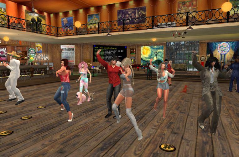 De deur niet uit en toch andere mensen ontmoeten: wat heeft de virtuele wereld van Second Life nog te bieden? - Volkskrant