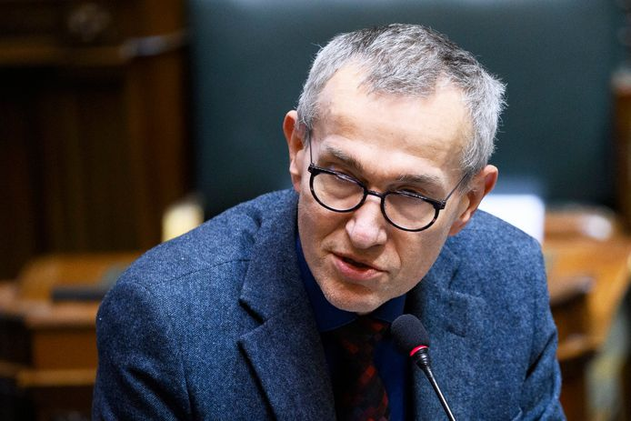 Minister Frank Vandenbroucke.