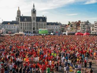 """EK voetbal op groot scherm nog onzeker: """"We wachten nog even op meer richtlijnen"""""""