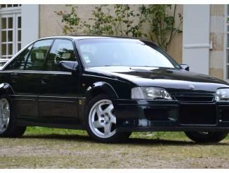 Deze Opel was ooit net zo snel als een Ferrari Testarossa