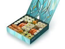 En mangeant ces sushis-là, vous faites un geste écolo