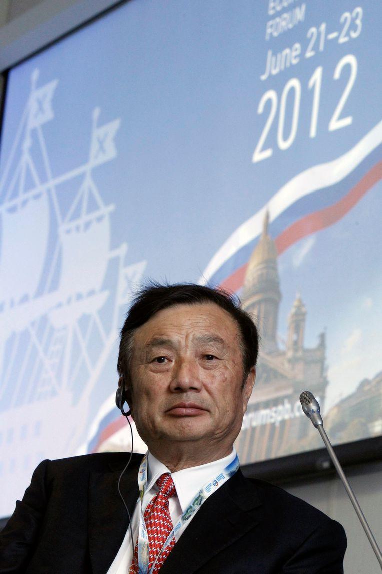 Ren Zhengfei, de oprichter van Huawei, was vroeger ingenieur bij het Chinese Bevrijdigingsleger.