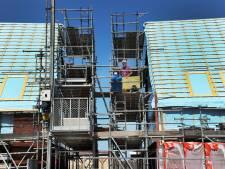 Nieuwe energieneutrale huurhuizen in Arnemuiden
