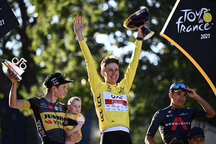 Tadej Pogacar werd de eindwinnaar, maar wat heeft u nog onthouden uit de Tour?
