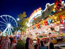'Kleine' kermis Tilburg krijgt 50 attracties, reuzenrad blijft twee maanden staan