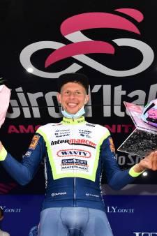 De wonderlijke Giro-zege van Taco van der Hoorn: 'Ik val aan en probeer het, vandaag lukt het: kippenvel'