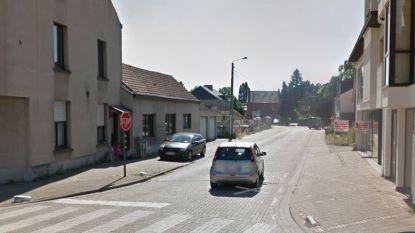 Fietssuggestiestroken in Goorken en Mechelsestraat