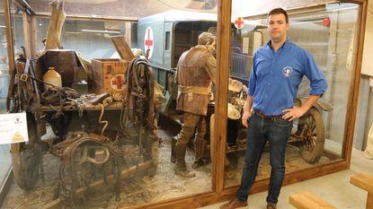 Museum Hooge Crater speelt in op aanpassing Engels leerprogramma rond WO I