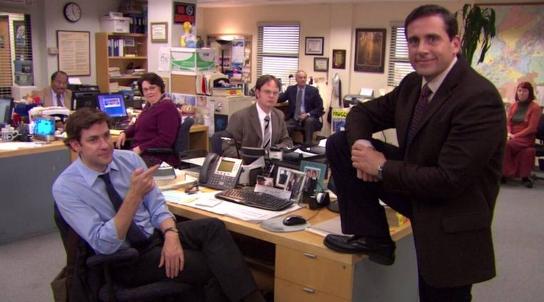 'The Office' Beeld Google