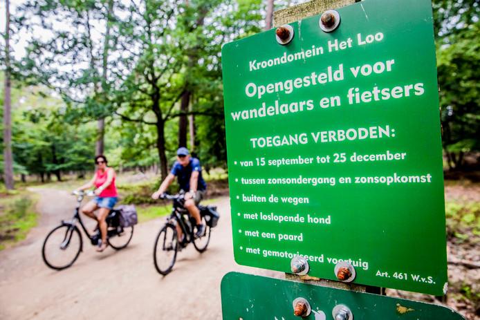 Kroondomein Het Loo in Apeldoorn.