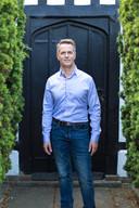 Jeroen Sourbron (46), salesdirecteur bij een softwarebedrijf in Londen.
