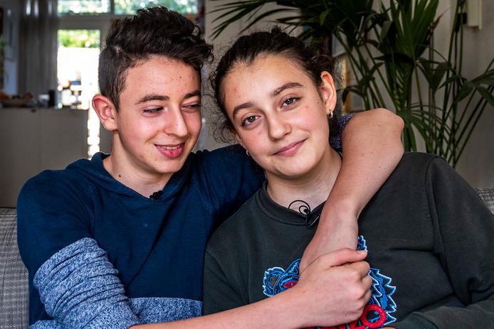 Armeense tieners Lili en Howick zijn terecht en mogen blijven.