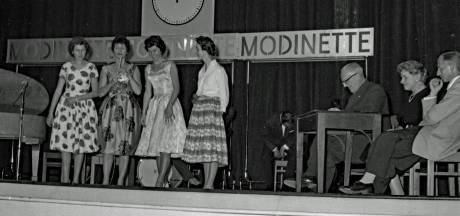 Wie won in 1959 de Modinette manifestatie in het Eindhovense Rembrandt-theater?