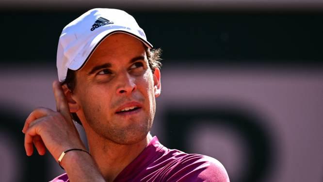 Titelverdediger Thiem mist US Open en rest van het seizoen door polsblessure