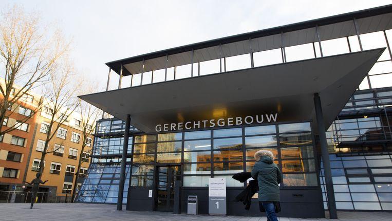 Exterieur van de rechtbank van Utrecht. Beeld anp