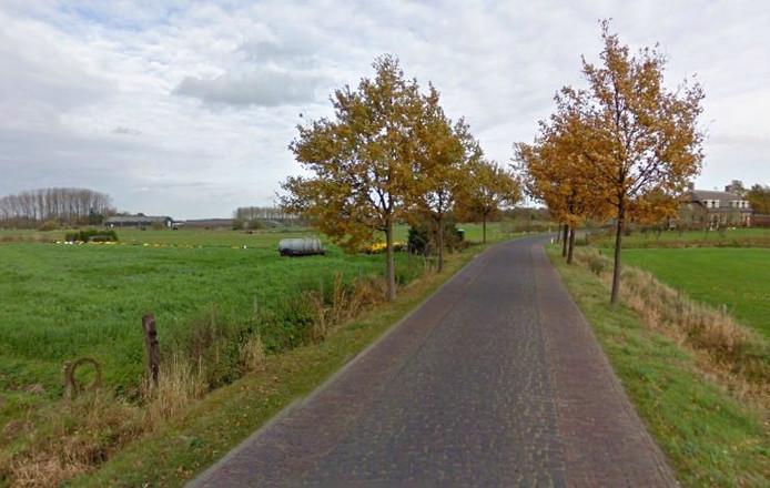 De Soeterbeekseweg bij Nederwetten. Beeld: Google Streetview