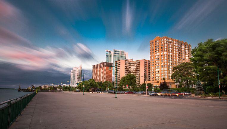 A view of Windsor, Ontario. Beeld Thinkstock