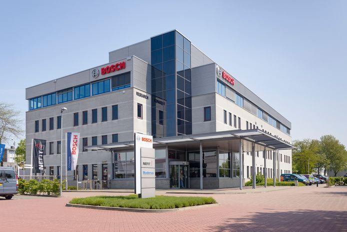 Kantoor en productielocatie van Nefit|Bosch in Deventer.