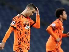 """Cristiano Ronaldo pas épargné après la défaite à Porto: """"Fantomatique"""", """"l'un de ses pires matchs"""", """"insuffisant"""""""