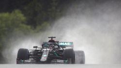 LIVE F1. Hamilton aan de leiding voor die andere Mercedes Bottas, Ferrari's tellen elkaar uit