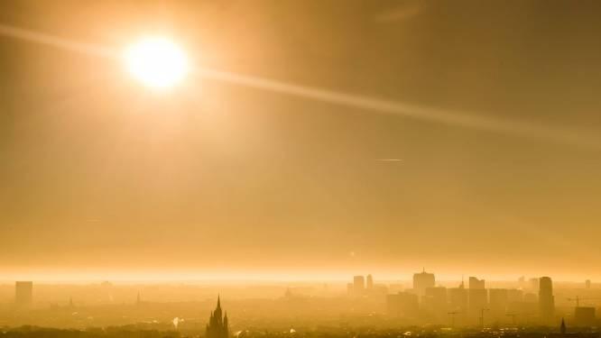 Vandaag warmste 21 februari ooit: 17,9 graden opgetekend in Ukkel