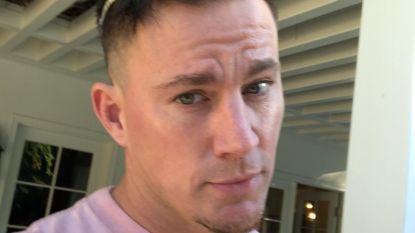 Channing Tatum maakt slijm met zijn dochter, en heeft daar duidelijk spijt van