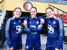 West-Brabanders schrijven geschiedenis bij Feyenoord: 'Aan alles merk je dat dit een grote club is'