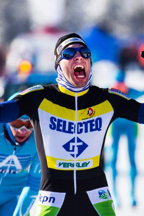 Erwin Mesu sluit topsportloopbaan af: 'Het is klaar'