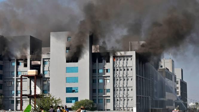 """Vijf doden door brand bij grootste vaccinproducent ter wereld: """"Coronavaccins niet getroffen"""""""