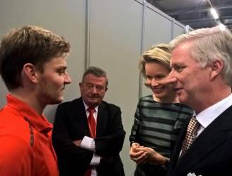 Ook het Paleis geniet mee: koning Filip belt Goffin met felicitaties