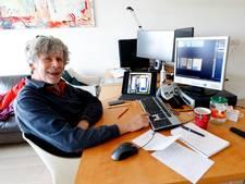 Actieve architect met Parkinson in bejaardenhuis in Eindhoven