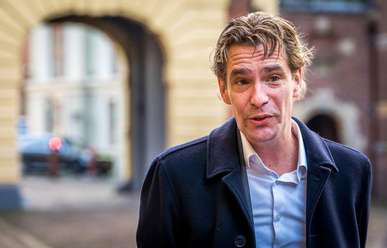 Staatssecretaris Bas van 't Wout (VVD)   Beeld ANP