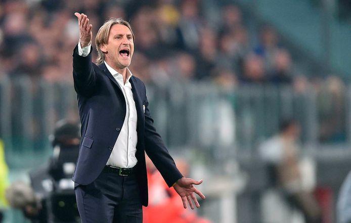 Davide Nicola, ex-coach de l'Udinese