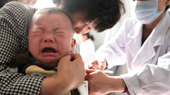 China start met het vaccineren van kinderen vanaf 3 jaar
