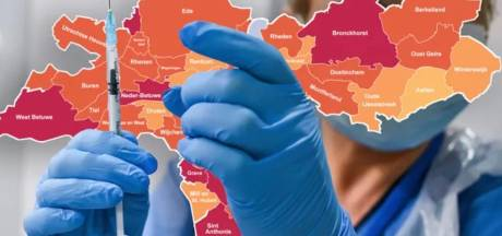 CORONAKAART | Veel minder jongeren besmet; situatie wel nog altijd 'zeer ernstig' in veel gemeenten