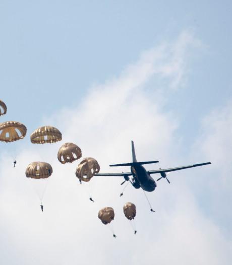 Internationaal leger pakt groots uit bij   75ste herdenking van Slag om Arnhem