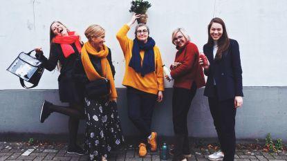 5 ondernemers openen pop-up in Huis De Bolle en helpen het goede doel