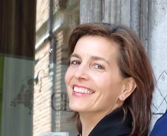 Heleen Wijgers, directeur van Stichting Stevenskerk Nijmegen.